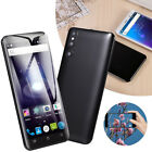 """5"""" Inch Android 6.0 Unlocked Smartphone Quad Core Dual Sim Mobile Phone Wifi Gps"""
