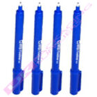 NEW BLUE COLOUR FINE LINER PENS 0.4mm TIP FINE LINE DRAWING *MULTI QTY LISTING*