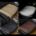 Breathable Car Front Seat Cover PU Leather Seat Protector Cushion 3D Universal $17.09 USD on eBay