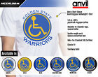 "Golden State Warriors ""Disabled Warriors"" Handicap Warriors Sign Men's Graphic T on eBay"
