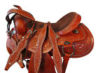 17 16 BARREL RACING COWGIRL SHOW WESTERN SADDLE HORSE PLEASURE TRAIL PACKAGE