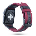 A pple Watch Nylon Band Heavy Duty Tough Armored iWatch Replacement Strap 3844MM