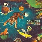 CAPITAL CITIES - IN A TIDAL WAVE OF MYSTERY (VINYL) New