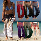 Women Indian Harem Trousers Alibaba Yoga Dance Baggy Loose Aladdin Hippy Pants