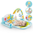 3 in 1 Baby Light Musical /Gym Play Mat Lay & Play Fitness Fun Piano Boy Girl