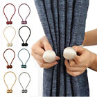 Kyпить 2019 Ball Magnetic Curtain Buckle Holder Tieback Clips Home Window Accessories на еВаy.соm