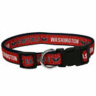 Pets First Washington Capitals Dog Collar $11.59 USD on eBay