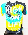 HIGH ON LIFE SHORT SLEEVES TEE SHIRT BY MISKEEN