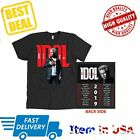 New Tour Dates 2019 Billy Idol And Steve Stevens Duo T-Shirt All Size image