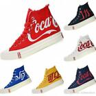 KITH x Coca Cola Converse style Sneakers Shoes Red $129.11  on eBay