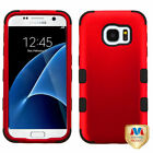 For Samsung Galaxy S7 TUFF ARMOR CASE Rubberized Hard Cover