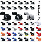 MLB Game Teams Caps Adjustable Baseball Cap NY Logo 59FIFTY Fitted Hat Men Women on Ebay