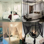 US Mosquito Net Fabric Canopy Net Moustiquaire Quarto Door Tent For Double Bed image