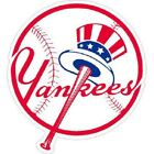New York Yankees Top Hat Logo Available Multiple Sizes Sticker Decal on Ebay