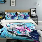3D Music Guitar O225 Japan Anime Bed Pillowcases Quilt Cover Duvet Amy