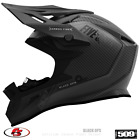 New 2020 509 Altitude Carbon Fiber Snowmobile Helmet Black Ops MD LG XL 2X 3X