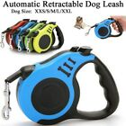 Dog Leash Retractable Walking Collar Automatic Traction Rope Small Pet 10FT 16FT