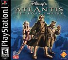.PSX.' | '.Disney's Atlantis The Lost Empire.