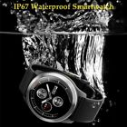 Smart Watch ECG PPG Blood Pressure Waterproof Smartwatch for Android IOS Phone