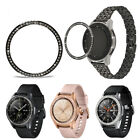 2Pc Alloy Anti Scratch Bezel Ring Adhesive Cover For Samsung Galaxy Gear S2 42mm image