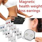 1 Pair Healthy Stimulating Acupoints Weight Loss Earrings Stud Magnetic Therapy $2.51 CAD on eBay