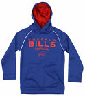 OuterStuff NFL Big Boys Performance Team Color Hoodie, Buffalo Bills $18.99 USD on eBay