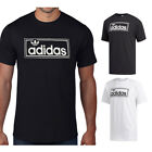 Adidas Men's Short Sleeve Cotton New Icon Graphic T-Shirt image