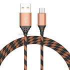 3FT 6FT 10FT Micro USB Charger Fast Charging Cable Cord For Samsung Android LG