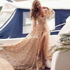 Womens Party Wedding Bridesmaid Evening Prom Ball Gown Cocktail Long Short Dress