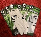 NEW LEFT HAND 2019 FOOTJOY WEATHERSOF GOLF GLOVE SIZE SMALL **FREEPOST**