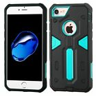 Shockproof Slim Rugged Hybrid Rubber Hard Cover for iPhone 7/7 Plus