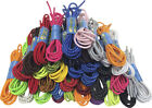 LOCKABLE LACES ELASTIC SHOELACES 3mm wide 100cm long - 40 options - Free UK P&P!