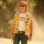 Brad Pitt's Once Upon a Time New Champion Spark plugs T-Shirt US Full Size image