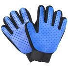Pet Grooming Glove for Cat Grooming Dog Grooming Brush Hair Remover Deshedding