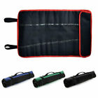 22 Pockets Chef Knife Wallet Bag Knifes Roll Carry Case Portable Oxford Cloth