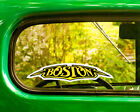 2 Boston Band Decals Sticker Bogo For Car Window Bumper Laptop Free Shipping