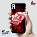 Detroit red wings TY iPhone X Samsung S10 Pixel Case $22.99 USD on eBay
