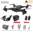 USA SG900 RC Drone with Camera 4K 22mins Take a run-out powder Time RC Quadcopter Optical Flow
