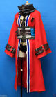 Final Fantasy X Auron Female Vesrion Cosplay Costume Custom Made