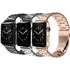 Fr Apple Watch Series 5 40mm 44mm Stainless Steel Link Bracelet Watch band Strap image