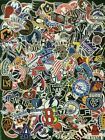 SPORTS TEAM SKATEBOARD STICKER PACK - PROFFESIONAL AND COLLEGE TEAMS MADE IN USA