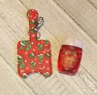 Christmas Grinch Hand Sanitizer Holder