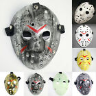 Cosplay Halloween Jason Voorhees Friday 13th Horror Hockey Scary Mask Costume US