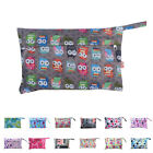 Baby Waterproof Travel Wet Dry Storage Bag Portable Cloth Zipper Diaper PoucRCUS