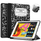 """For iPad 7th Gen 10.2"""" 2019 Case Lightweight Stand Cover w/ Apple Pencil Holder"""