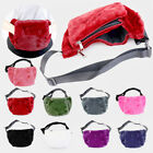 Fanny Pack Hip Sac Hand Warmer Fuzzy Fluffy Soft Furry Faux Fur 8 COLORS Bag image