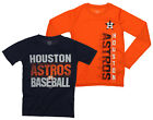 Outerstuff MLB Youth Houston Astros Fan Two Piece Performance T-Shirt Combo Set on Ebay