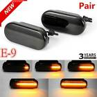 Uk Dynamic Flowing Led Side Marker Signal Light Indicator Repeaters For Vw T5