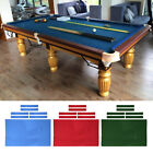 Premium Wool Pool Table Cloth 9ft Tablecloth Fast Speed Ball Billiard Felt $42.76 AUD on eBay