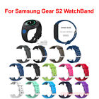 Replacement Sport Silicone Band Bracelet For Samsung Galaxy Gear S2 Watchband image